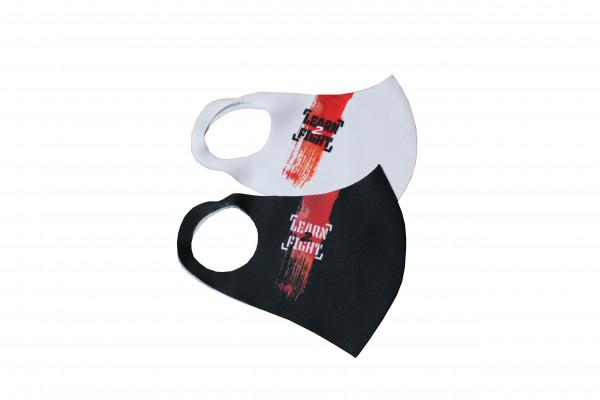 Learn2Fight Mund-Nasenschutz