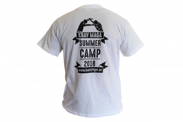 Summercamp 2018 T-Shirt