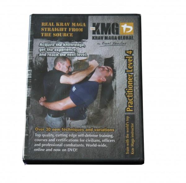 Krav Maga DVD Practitioner 4