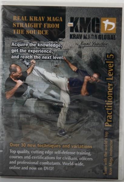 Krav Maga DVD Practitioner 5