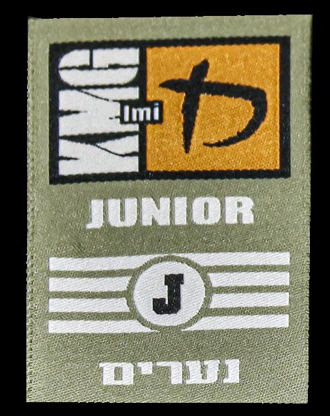 KMG Patch Junior Level 4