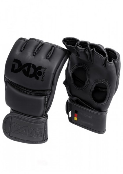 Dax MMA Wettkampfhandschuhe Black Line