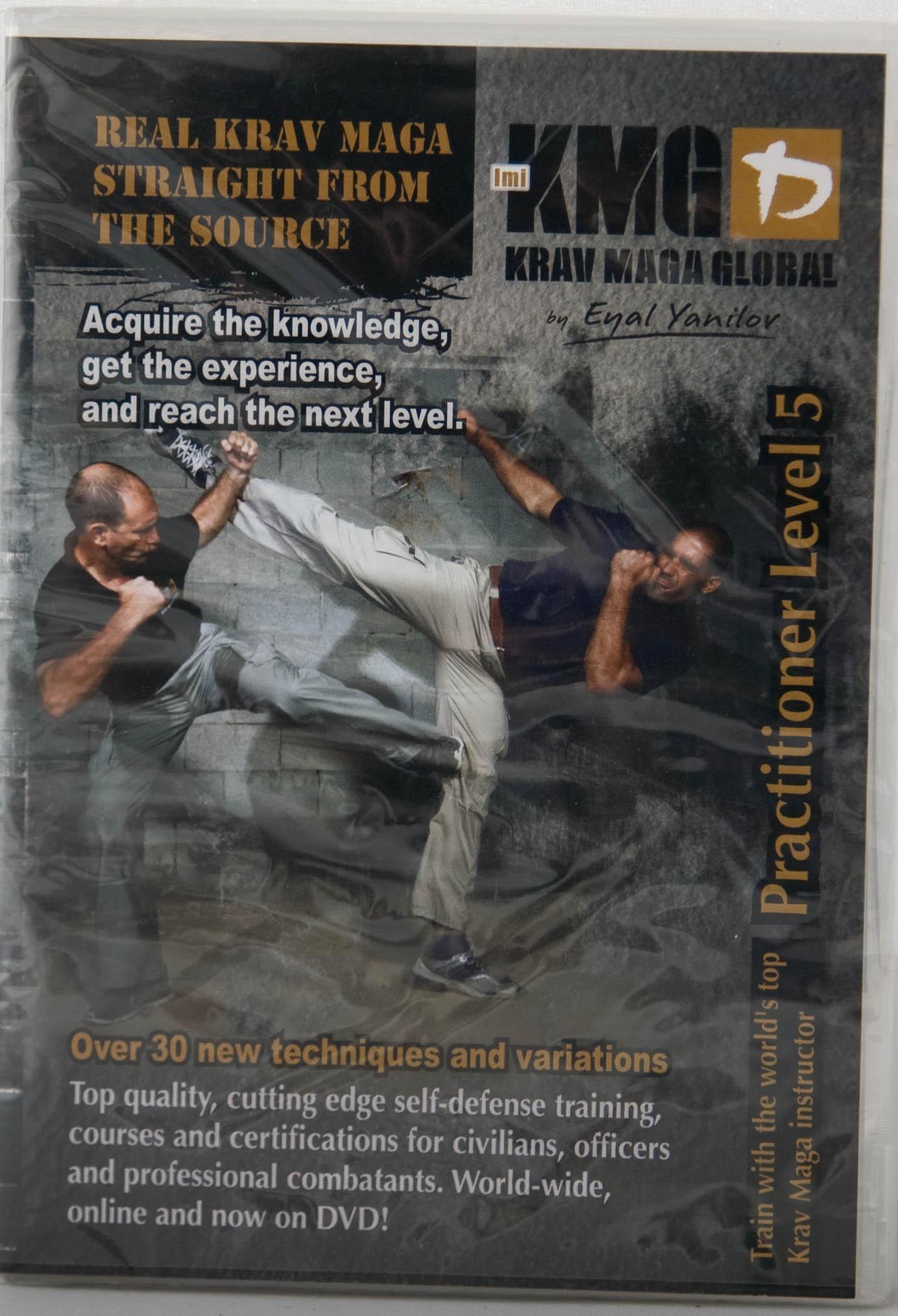 krav maga dvd practitioner 5 learn2fight shop. Black Bedroom Furniture Sets. Home Design Ideas