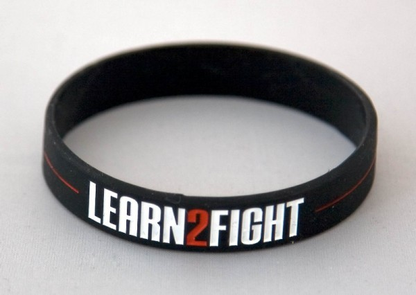 Learn2Fight Armband