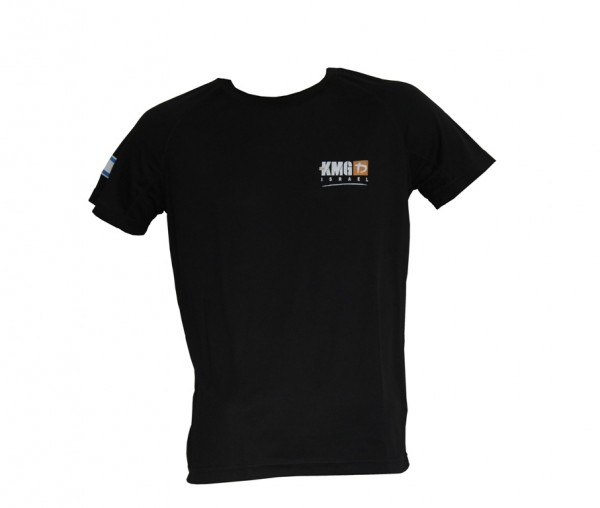 KMG Dry Fit T-Shirt Krav Maga Global Israel