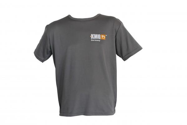 KMG Dry Fit T-Shirt Krav Maga Global Grau