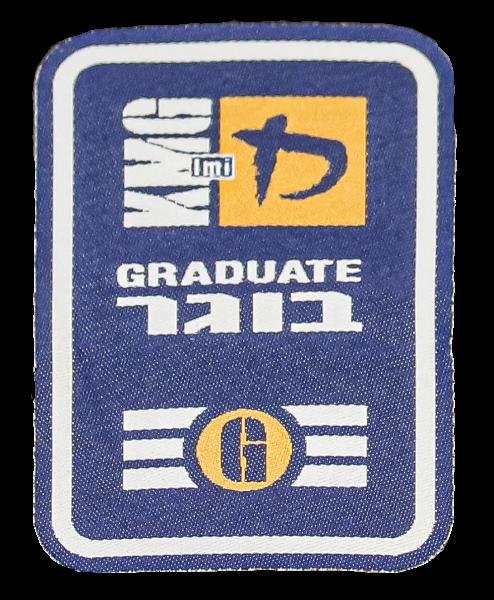 KMG Patch Graduate G3