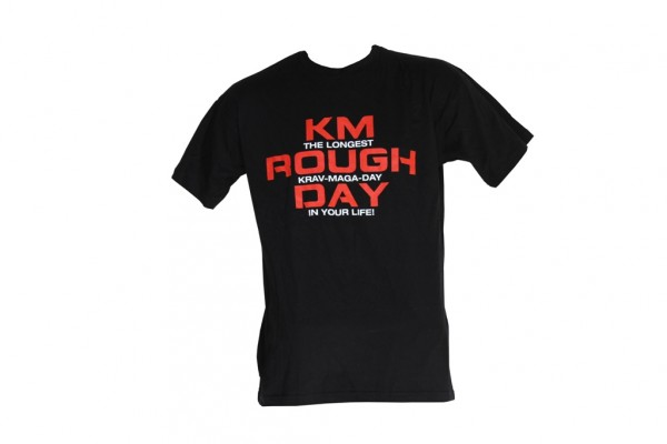 Learn2Fight Rough Day 2014 T-Shirt