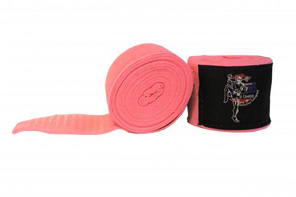 8Limbs Boxbandagen 5 Meter Pink