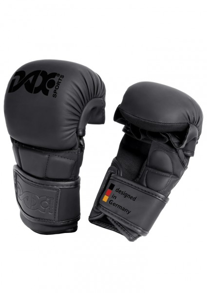 DAX MMA Sparring Handschuhe Black Line