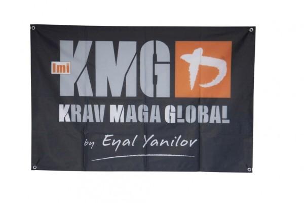 KMG Flagge Schwarz