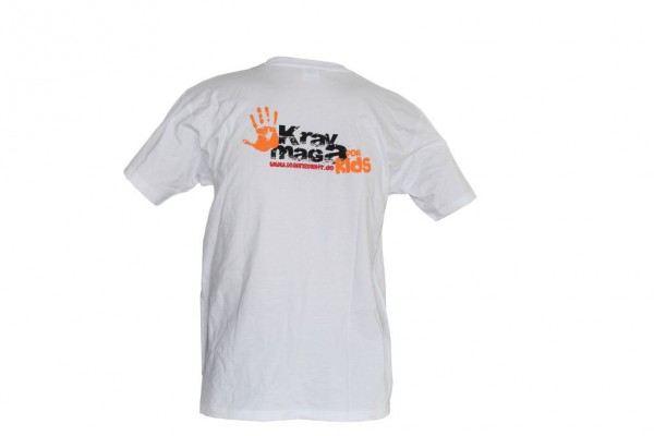 Krav Maga For Kids T-Shirt Alt Version
