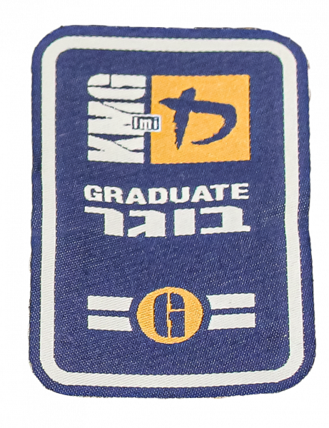 KMG Patch Graduate G2