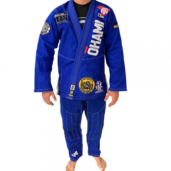 Okami BJJ GI Checkmat Edition