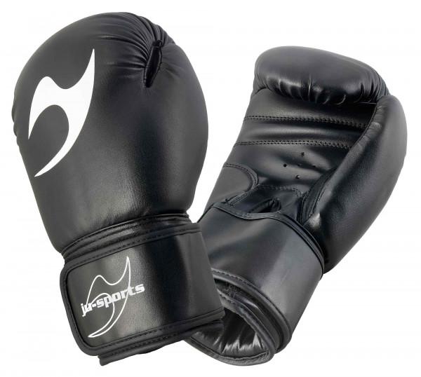 Ju-Sports Boxhandschuh 14oz Schwarz
