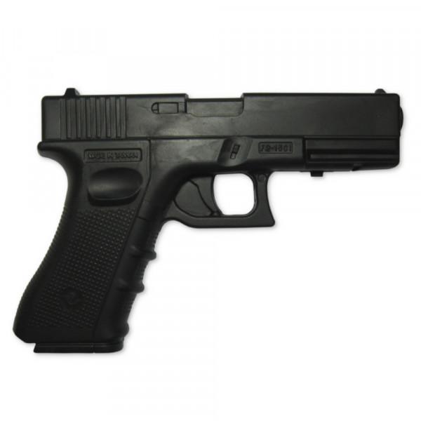 Trainingswaffe Pistole Glock 17 Kunststoff *Original Nachbau*