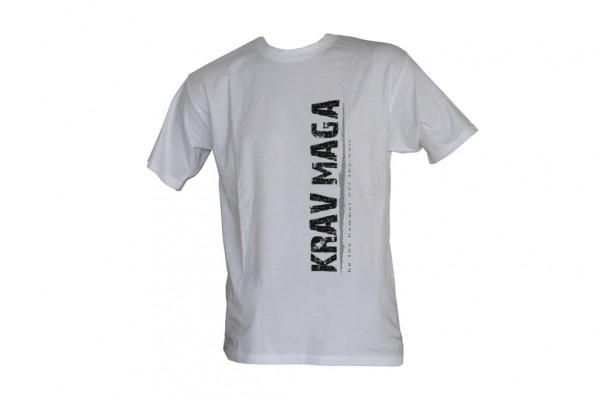 L2F T-Shirt Krav Maga Be the hammer Senkrecht