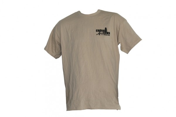 Crosstown 2010 T-Shirt Größe L