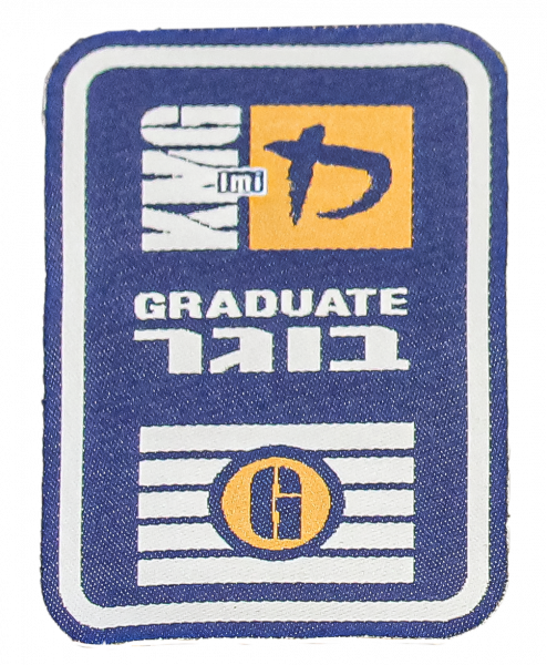 KMG Patch Graduate G5