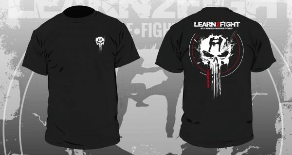 L2F T-Shirt Clubshirt Skull