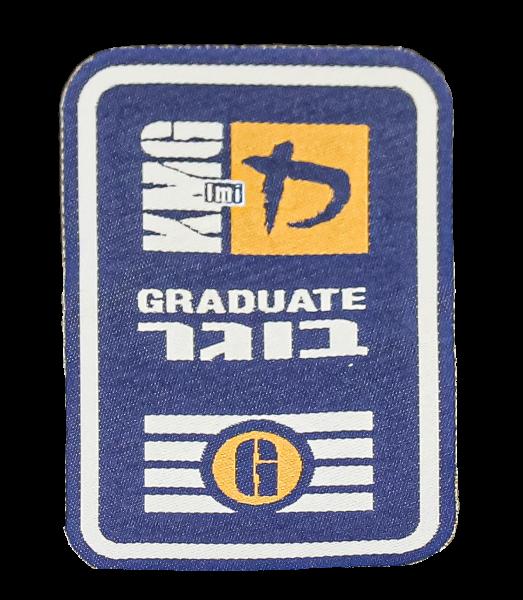 KMG Patch Graduate G4